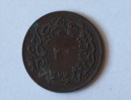 Turquie 20 PARA 1277 / 1 - Turquie