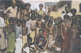 Ceylon, Colombo, Native Group    (Sri Lanka) (Ceylan) - Sri Lanka (Ceylon)