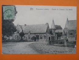 ECAUSSINNES-LALAING - Entrée Du Château - La Ferme - Ecaussinnes