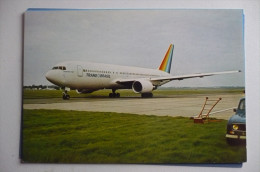 BOEING  767     TRANSBRASIL       EDITION PI N°  397 - 1946-....: Moderne