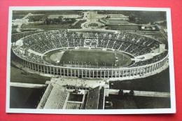 1936 - Germany - Berlin - Olympic Stadium --- Olympiastadion Estádio Stade --- 45 Ar.st - Stadiums