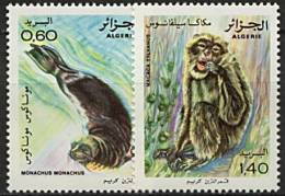 Algérie, N° 744 à N° 745** Y Et T - Algérie (1962-...)