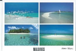 MALDIVES COCOO PALM BEACH NEW ISLAND - Maldives