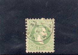 AUTRICHE 1867 O - 1850-1918 Empire