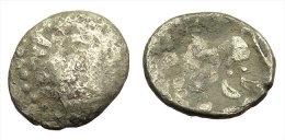 [H] +++ Danubian Celts / Donaukelten - AR Drachm - Imitative Philipp II. / Krcedin Type +++ - Gauloises