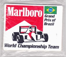 Sticker Marlboro - Série Complète - Automovilismo - F1