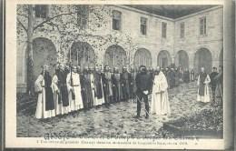 BELGIQUE - BELGIE - HAINAUT - FORGES LES CHIMAY - Abbaye De Saint Oseph  - Revue Du Général Chanzy - Chimay