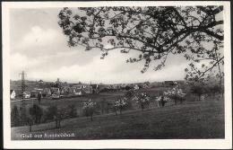 ROMMELSBACH - Gasthof Z.Krone - Gruss Aus Rommelsbach - Deutschland