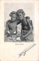 ¤¤   -   SOMALIE   -  Somali Boys En 1907  -  ¤¤ - Somalie