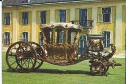 WIEN MUSEUM WAGENBURG CARROSSE BAROQUE D´UN ARCHIDUC - Château De Schönbrunn