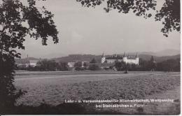 AK Wolfpassing Bei Steinakirchen - Lehr- Und Versuchsanstalt Für Milchwirtschaft - Ca. 1950 (3991) - Österreich