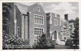 Missouri St Charles Lillie P Roemer Fine Arts Building Lindenwood College Curteich - St Charles