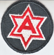 FULL SIZE PATCH    6 TH.  ARMY  A.G. - Patches