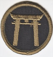 FULL SIZE PATCH    RYUKUS  COMMAND  COMBAT  O.G. - Patches