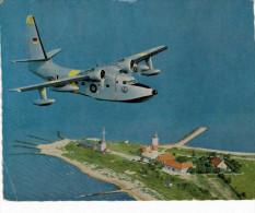 Thème - Avion - Grumman UF1 Albatross - Deutsche Bundeswehr - VOIR ETAt - 1946-....: Moderne