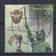 Germany 2009   2000 Jahrestag Der Varusschlacht  (o)  Mi.2741 (selbstklebend) - [7] Federal Republic