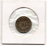 PIECE De 10  1919 - 149 - Switzerland