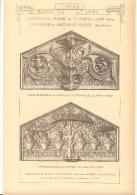 Architecture - Sculpture -  Tympan  - Lyon -  (b26) - Autres