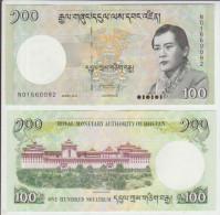 Bhutan 100 Ngultrum 2011 Pick 40 UNC - Bhutan
