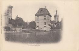 CPA - Le Château De Lignières - Francia