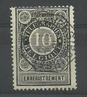BELGIE TELEGRAAFKWIJTINGSZEGEL  1 ( COB ) COTE : 65 EURO - Telegraphenmarken