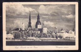 LT1-20 RIGA ANSICHT VON DER DUNA - Latvia