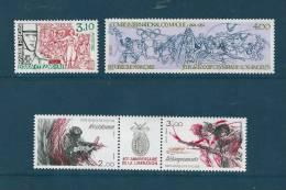 France  Timbres  De 1984   N°2311 A 2314  Neuf ** - France