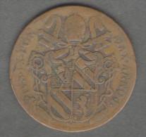 VATICANO / STATO PONTIFICIO 1 BAIOCCO 1846 PIUS IX - Vaticano