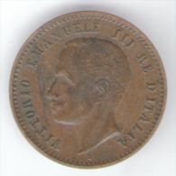 ITALIA 2 CENTESIMI 1903 VITTORIO EMANUELE III - 1861-1946 : Regno