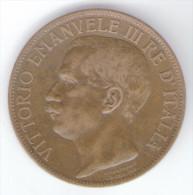 ITALIA 10 CENTESIMI 1911 VITTORIO EMANUELE III - 1861-1946 : Regno