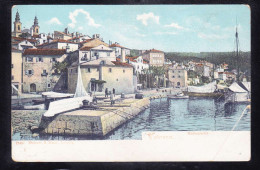 HR1-80 VOLOSCA HAFENPARTIE - Croatia