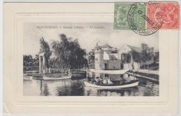 00281 MONTEVIDEO - Parque Urbano - Castillo - Parc - Château - 1908 - Uruguay