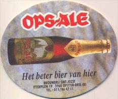 #D80-117 Viltje Ops-Ale (lijmsporen) - Sous-bocks
