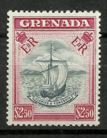 GRENADA YVERT 174 MNH SHIP IN PERFECT CONDITION. 20 €. - Bateaux