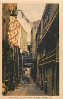 Pays Div- Canada -ref B935- Rue Sous Le Cap Street - Quebec - Carte Bon Etat   - - Canada
