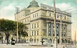 Pays Div- Canada -ref B930- Court House  - Montreal - Carte Bon Etat   - - Canada