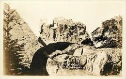 Pays Div- Canada -ref B929- Camel Mountain -north Vancouver - La Montagne Du Chameau  - Carte Bon Etat   - - Canada