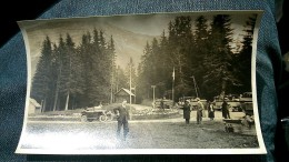 Photo Ancienne Automobile Mascotte - Automobili