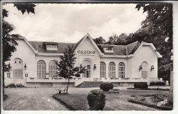 CAPVERN LES BAINS 65 - Le Casino - CPSM Dentelée Noir Et Blanc PF -  Hautes Pyrenées - Frankrijk