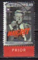 0,49 Euro Maigret Uit 2003, Prior Onder - Belgio