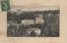66  MOLITG-les-BAINS   Vue D'ensemble - Francia