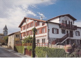 Cp , COMMERCE , Hôtel ITHURRIA , Logis Basque Du XVIIe , AÏNHOA , CAMBO - Restaurantes
