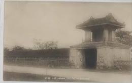 Vietnam-Indochine-Annam- HUE - Collège Du QUOC HOC - Viêt-Nam