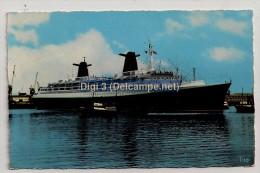 Compagnie Générale Transatlantique, Paquebot France, Neuve - Piroscafi