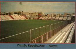 SPORT FOOTBALL   ***  GRECE  **  ATHENS  ** KORYDALOS STADIUM - Calcio