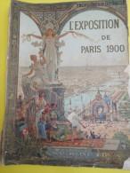 L´Encyclopédie Du Siécle /Exposition De Paris 1900/Volume D´accroche Pour Souscription / 1898    CAT58 - Books, Magazines, Comics