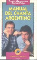 PABLO GRANADOS PACHU PEÑA - MANUAL DEL CHANTA ARGENTINO - LA MANDIBULA MECANICA PLANETA HUMOR HUMOUR - Humor