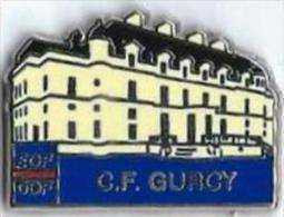 EG1 - C.F. GURCY - Verso : PICHARD - EDF GDF