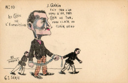 Illustrateur Norwins.Les Clous De L'Exposition.N°10. - Norwins
