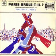 """B-O-F  Maurice Jarre  """"  Paris Brûle-t-il ?  """" - Musique De Films"""
